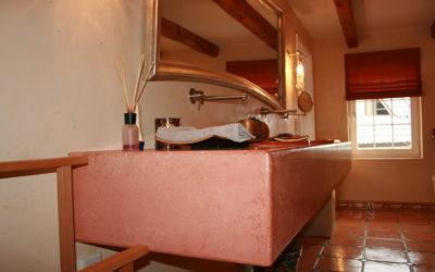 SoloCalce Bad mit Waschtisch